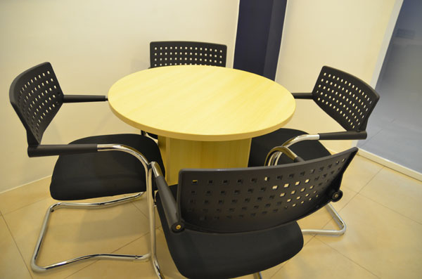 What Can We Do For You Today Benchmark Corporate Center - Mini conference table